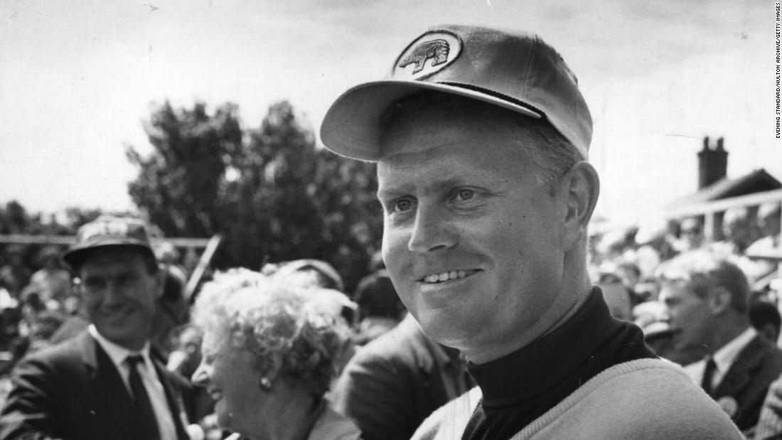 Nicklaus was born in Ohio in January 1940 and took up golf at the age of 10. He won the US Amateur title in 1959 and 1961 and finished second behind Arnold Palmer in the 1960 US Open while still an amateur.