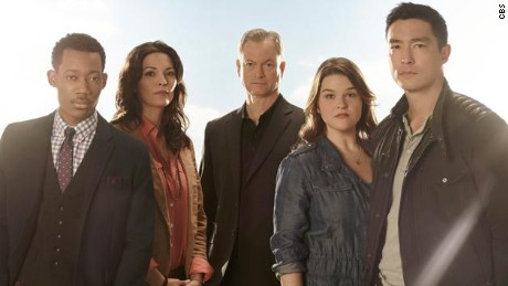 Cast of 'Criminal Minds: Beyond Borders.'