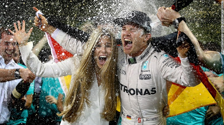 F1: Nico Rosberg on rivalries, relief & retirement