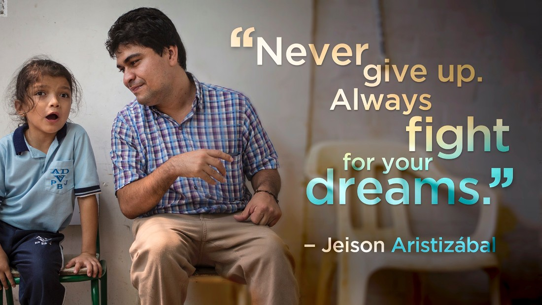 cnnheroes jeison aristizabal quote 2016
