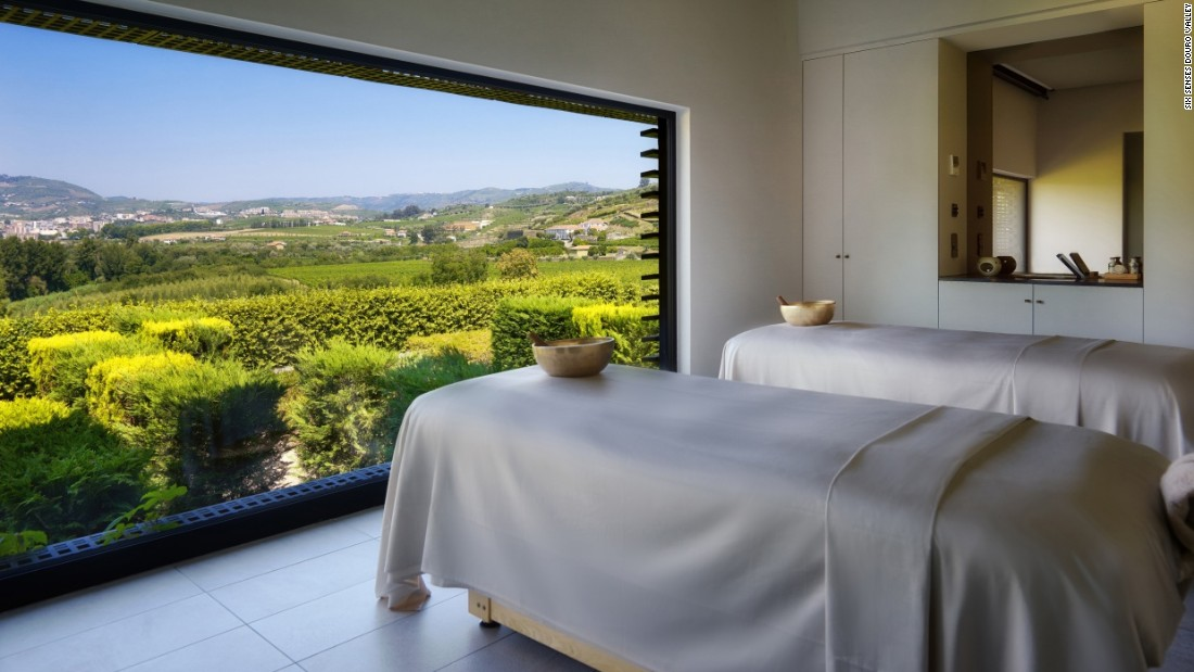 Six Senses Douro Valley in Lamego, Portugal, is hosting two retreats in early 2017 to teach enduring techniques for handling physical, psychological and external stress. Daily massages are included.