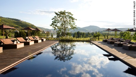 Six Senses' location in the Douro River Valley evokes its own calm.