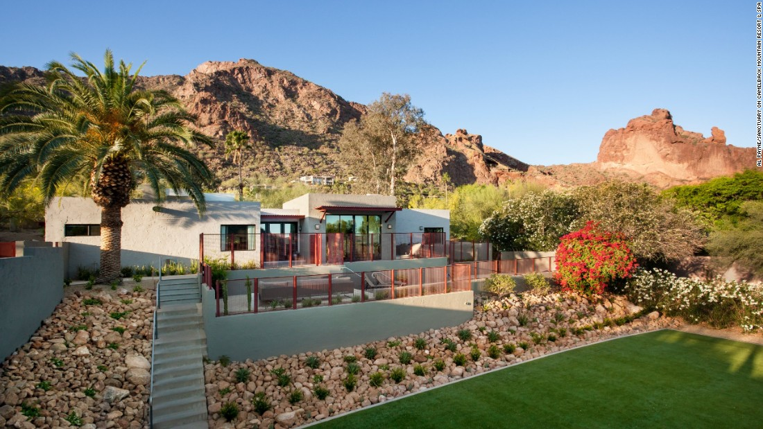 The Sanctuary on Camelback Mountain Resort & Spa in Scottsdale, Arizona, is hosting a January retreat led by Sarah McLean, founding director of the Sedona Meditation Training Company.
