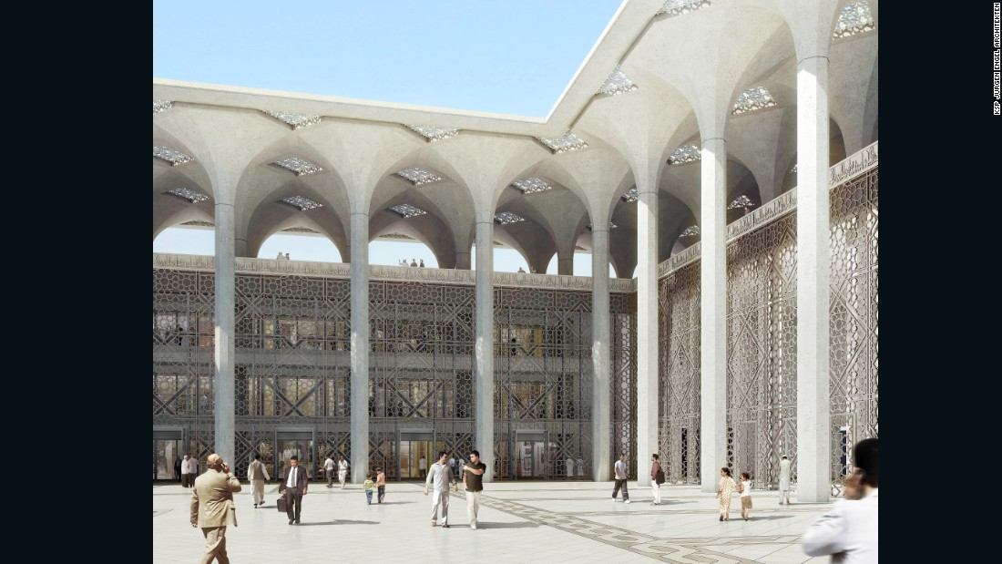 A project dear to Algeria's long serving president Abdelaziz Bouteflika, this controversial €1.2 billion ($1.25 billion) building will be Africa's biggest mosque.