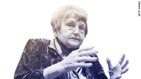 Eva Kor: Survivor of Auschwitz Nazi experiments preaches forgiveness