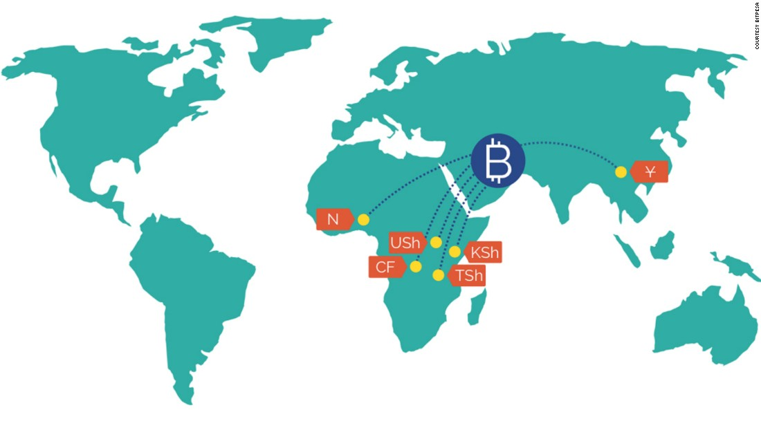 BitPesa's clients can pay suppliers from Nigeria, Uganda, Tanzania, Kenya and the Democratic Republic of Congo. The company launched a scheme in December which lets African companies pay Chinese suppliers in their local currency, a transaction which BitPesa settles through Bitcoin at the backend.