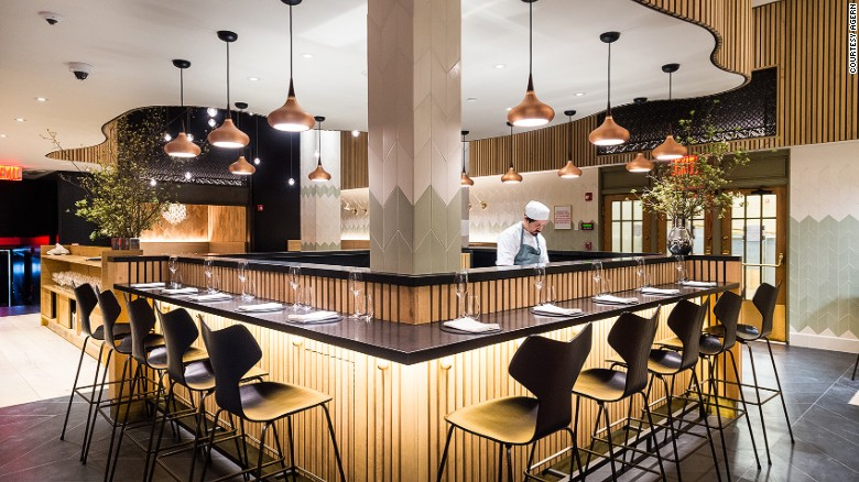 <strong>Agern, New York: </strong>Co-founder of the legendary NOMA in Copenhagen Claus Meyer opened Agern -- his first US venture -- a few months back, bringing a clean Nordic menu to New York City.