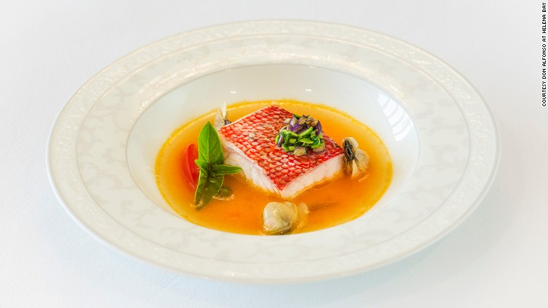 Don Alfonso at Helena Bay will specialize in Italian food with New Zealand influences.