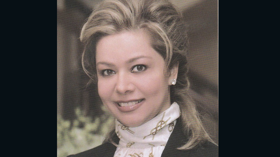 Raghad, now 48, is the eldest daughter of the deposed Iraqi leader Saddam Hussein.