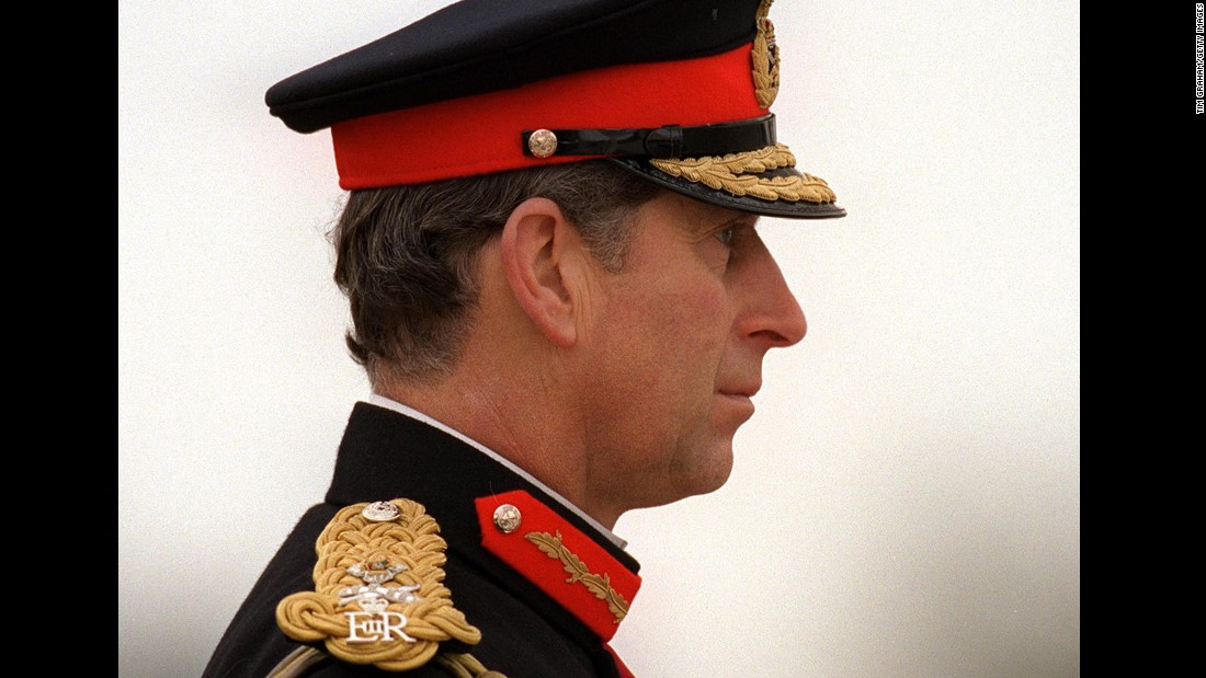 "Britain's Prince Charles, seen here in December 1998, is the heir apparent of Queen Elizabeth II. He has been ""monarch-in-waiting"" since 1952 -- the longest in British history."