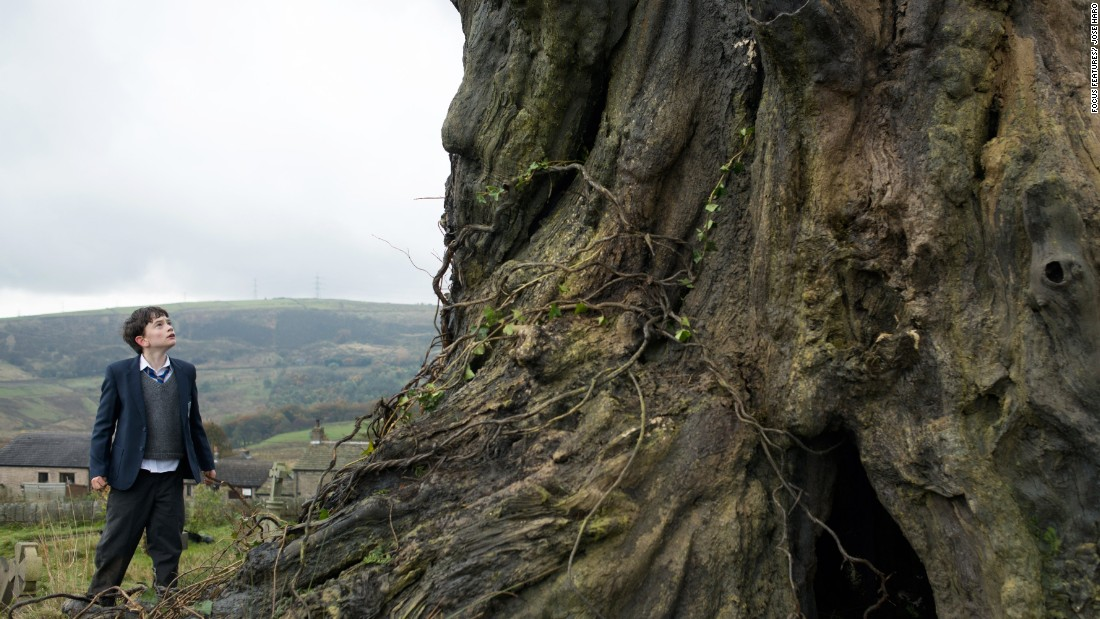 'A Monster Calls' Beautifully Realizes Boy's Tale Of Grief, Fantasy