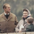Prince Philip and Queen 1976 RESTRICTED