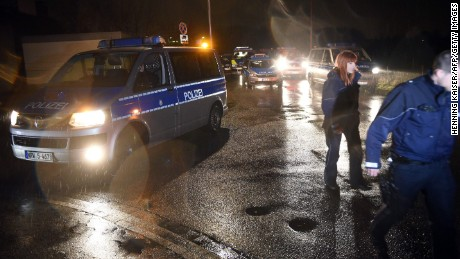 Germany offers €100 000 bounty for Berlin attacker