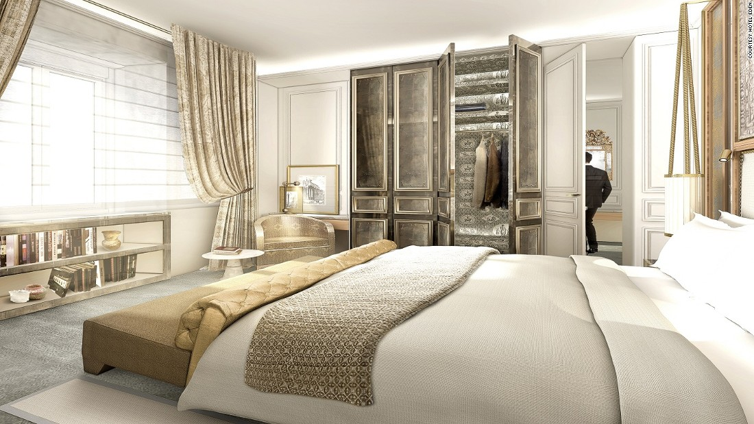 <strong>Hotel Eden, Rome, Italy: </strong>After a year of extensive renovations, the 125-year-old Hotel Eden -- a favorite of director Federico Fellini -- will finally open its doors as a Dorchester Collection hotel.