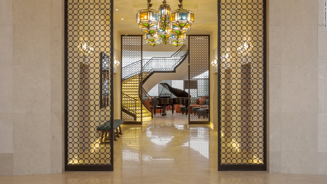 <strong> Assila Hotel, Jeddah, Saudi Arabia: </strong>This hotel is located in the heart of Jeddah's business district, close to Jeddah Mall and just 40 minutes' drive from Mecca.