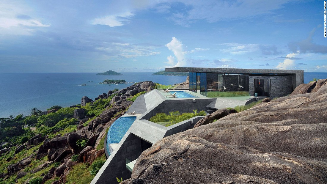 <strong>Six Senses Zil Pasyon, Seychelles: </strong>Each of its 28 standalone villas is outfitted with a private pool and wine cellar, and comes with a 24-hour personal butler.