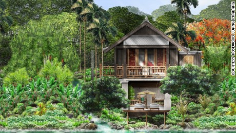 Rainforest retreat: Rosewood Luang Prabang