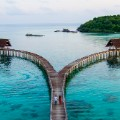 2. Bawah Private Island