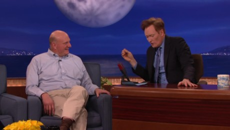 CONAN steve ballmer bill gates math competition_00001119.jpg