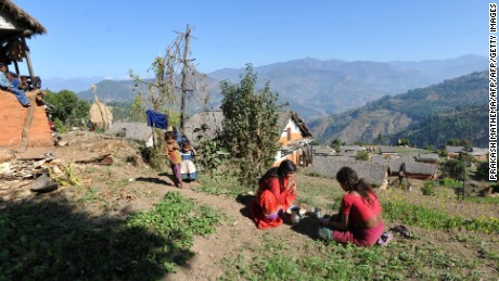 Nepali 'menstruation hut' ritual claims life of teenage girl