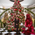 kris jenner christmas tree