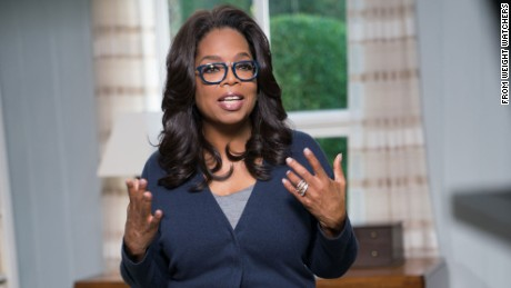 Oprah Weight Watchers