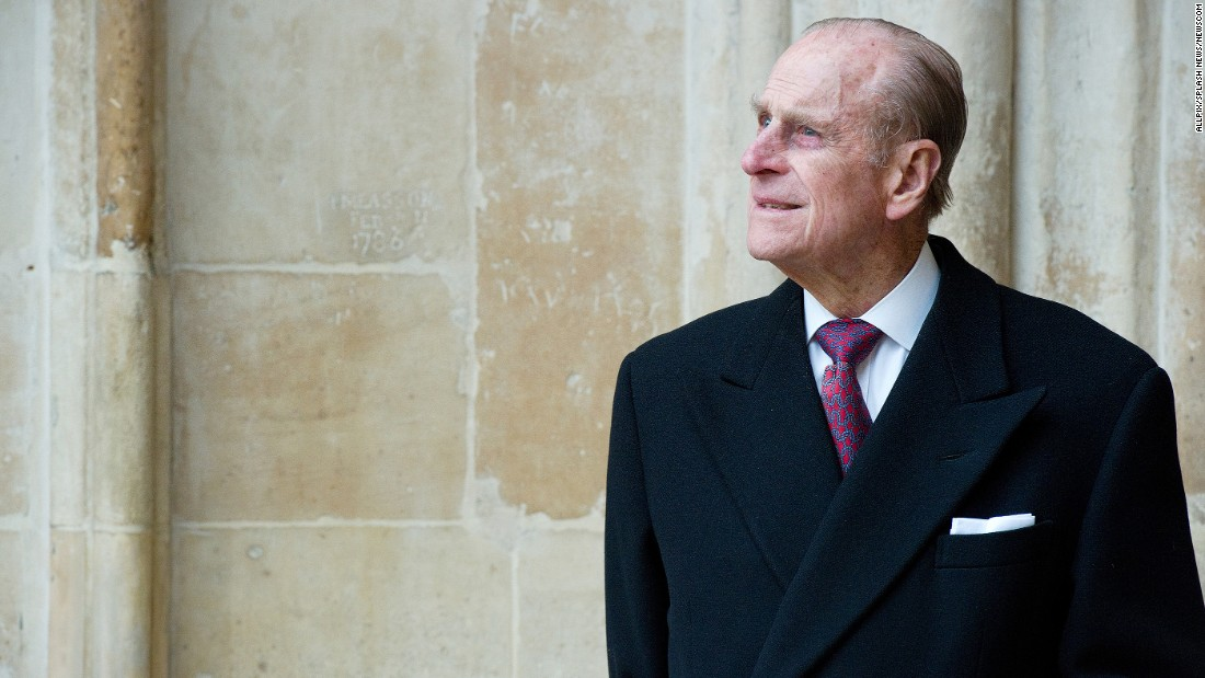 Prince Philip, the Duke of Edinburgh, attends a Commonwealth Day observance in London in 2011. See more photos of Philip, the husband of Britain's Queen Elizabeth II.