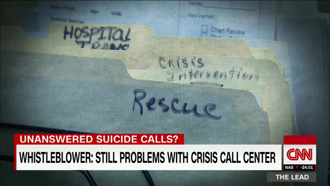 Source: Still problems with VA crisis hotline - CNN Video