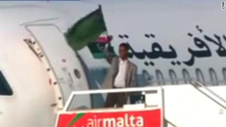 flag plane