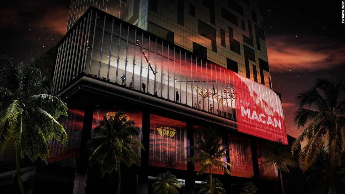 Jakarta is set to get its first museum of international contemporary art this year. Designed by London-based firm Met Studio Design, Museum MACAN -- aka Museum of Modern and Contemporary Art in Nusantara -- will open with an 800-work collection, featuring works from Indonesia, the United States, Western Europe and Asia.