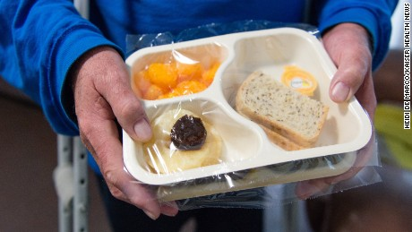 Meals On Wheels wants to play a bigger role in health care
