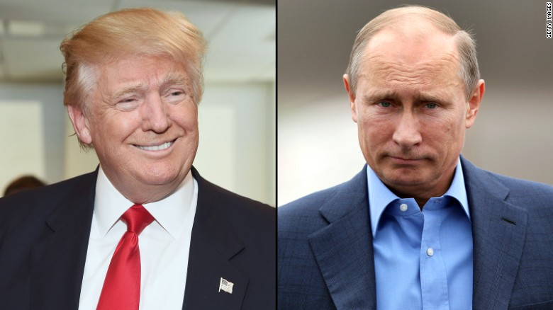 Putin pens a Christmas letter to Trump