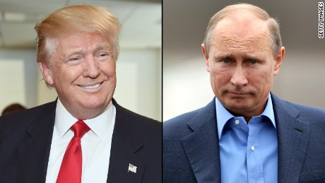 Trump's flattering Putin. Will it work?