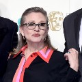 25 carrie fisher