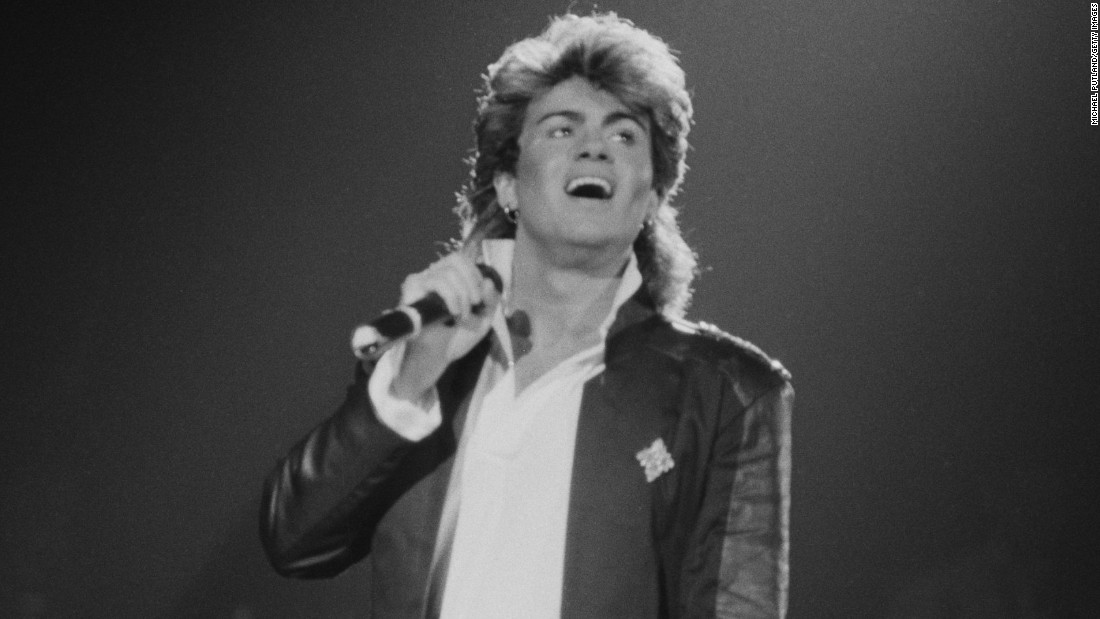 "Singer <a href=""http://www.cnn.com/2016/12/27/entertainment/george-michael-fadi-fawaz/index.html"" target=""_blank"">George Michael</a>, who shot to fame with the '80s band Wham!, died on Christmas Day, according to Britain's Press Association. He was 53 years old."