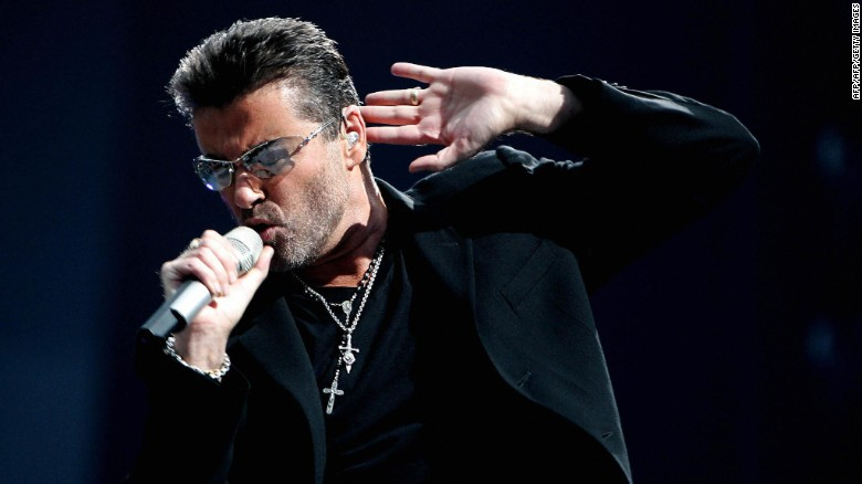 George Michael dies at 53