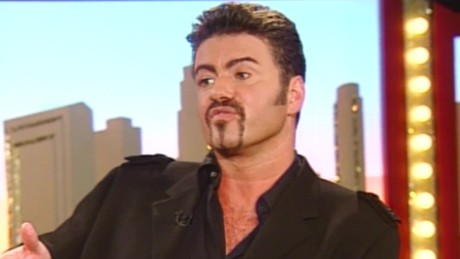 George Michael comes out on CNN (1998)