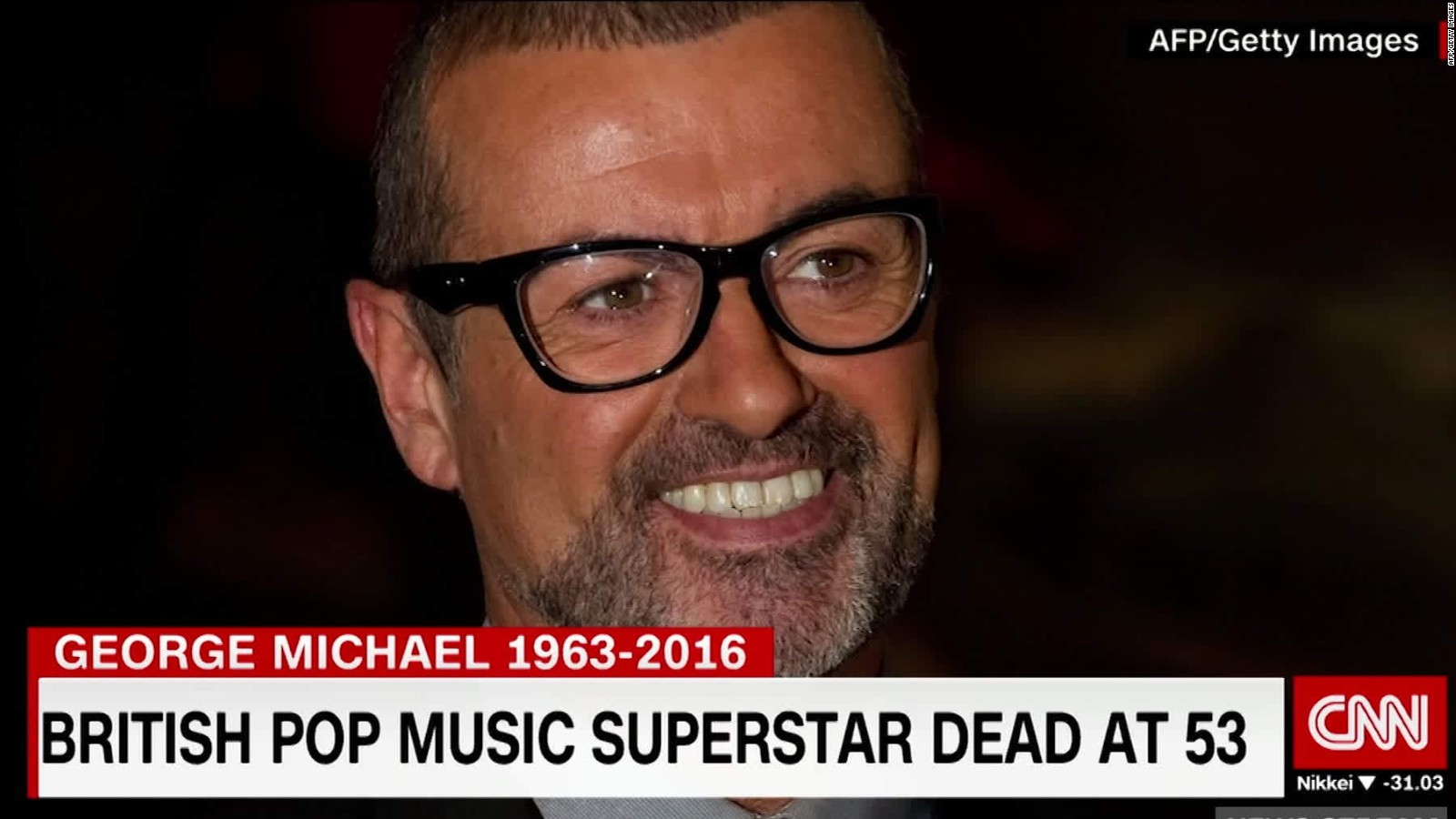 George michael pop superstar has died at 53 new york times - George Michael Pop Superstar Has Died At 53 New York Times 23