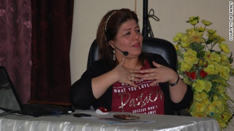 Gunmen snatch female journalist from her home in Baghdad