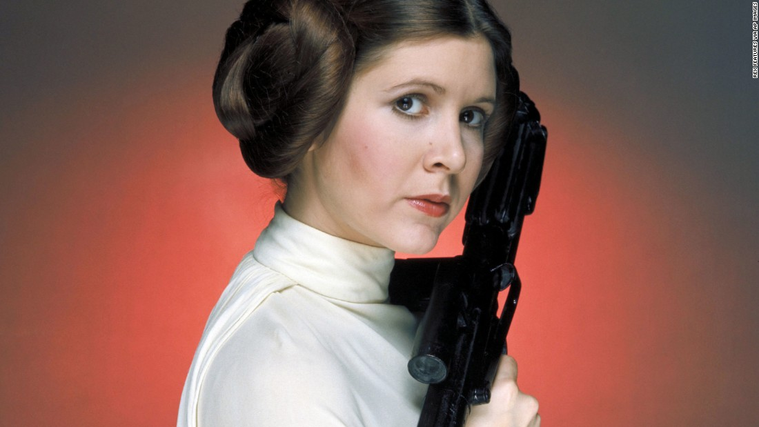 7 Things You Probably Didn't Know About Carrie Fisher