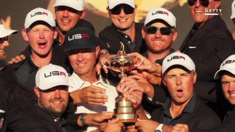 Golf's 'emotional rollercoaster' in 2016