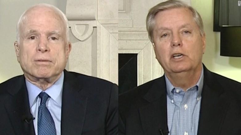 Senators promise Russian sanctions