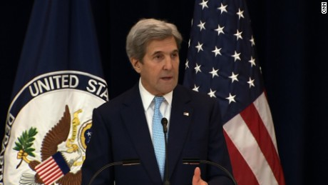 Kerry: One-state path won't give Israel peace