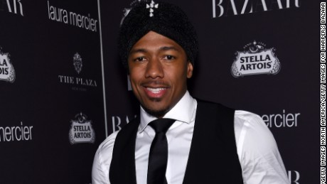 "NEW YORK, NY - SEPTEMBER 09:  Nick Cannon attends Harper's Bazaar's celebration of ""ICONS By Carine Roitfeld"" presented by Infor, Laura Mercier, and Stella Artois  at The Plaza Hotel on September 9, 2016 in New York City.  (Photo by Jamie McCarthy/Getty Images for Harper's Bazaar)"