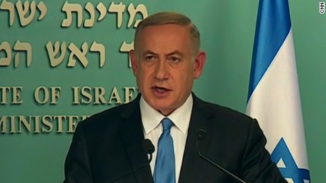 Netanyahu: Israel blamed for lack of peace