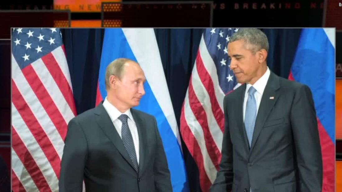 obama administration prepares sanctions retaliation for russian election meddling cnnpolitics - Barack Obama Lebenslauf