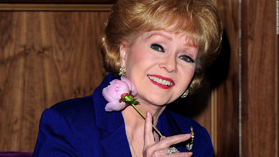 "<a href=""http://www.cnn.com/2016/12/28/entertainment/debbie-reynolds-hospitalized/index.html"" target=""_blank"">Debbie Reynolds</a>, one of Hollywood's biggest stars in the 1950s and 1960s, died December 28, one day after her daughter, actress Carrie Fisher, passed away. She was 84."