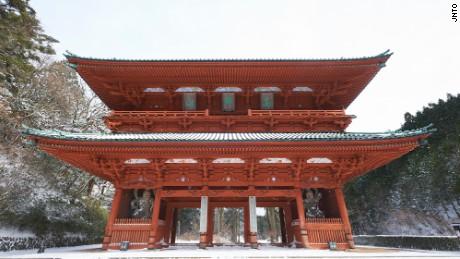 Daimon gate koyasan