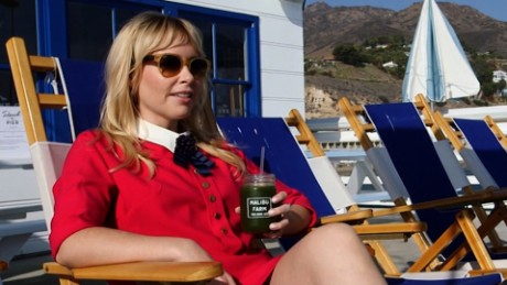 Actress  Andree Vermeulen visits her favorite LA spots.