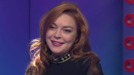 Lindsay Lohan on helping Syrian refugees - CNN Video